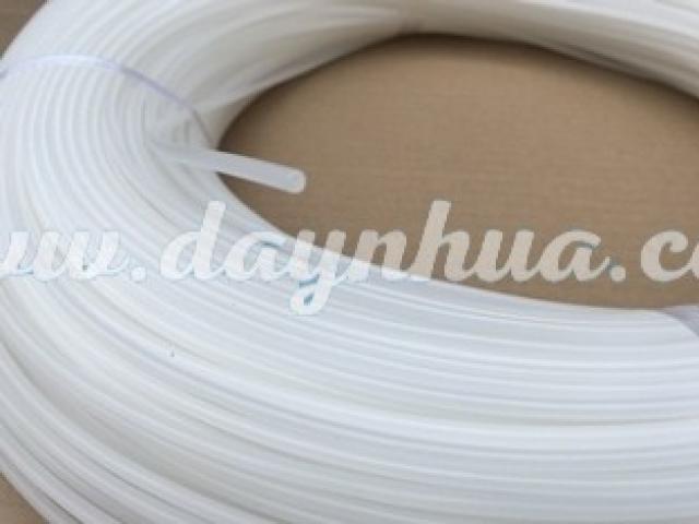 Dây tròn 4mm White ( Không màu )-0059
