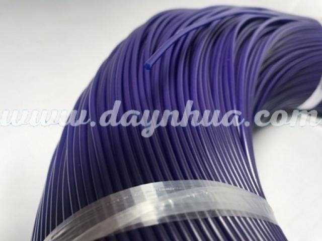 Dây tròn 2,5mm Pastel Navy-0064