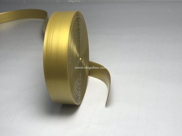 Dây nhựa 25mm  Met Gold Adida-0068