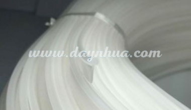 Dây 4mm cánh 7mm đặc ruột White ( không màu )-0058